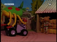 Trix and the Bug