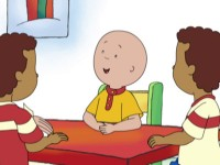 Caillou the Storyteller