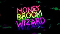 Money Broom Wizard