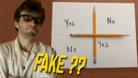 Charlie Charlie Challenge ! FAKE ? Explication !