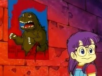 The Mysterious Dr. Monster?!
