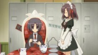 This is the Miracle of the Astronomical Club! The Maid is Alightened!