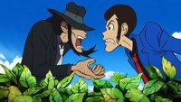 Lupin's Day Off