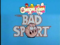 The Bad Sport