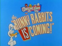 The Bunny Rabbits is Coming
