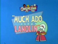 Much Ado About Lanolin