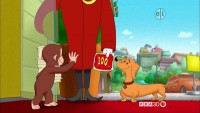 Curious George Goes For 100