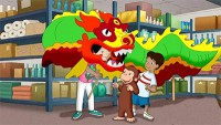 George's Curious Dragon Dance