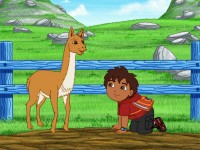 Diego Rescues Prince Vicuna