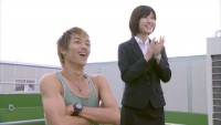 The clumsy girl receives a passionate lecture from Onizuka! Don't give up on your dreams