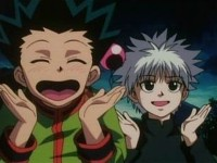 Killua X Faire fortune X Site Hunter