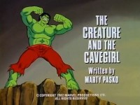 The Creature and the Cavegirl