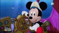 A vos ordres Capitaine Mickey