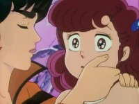 Ran-chan, Tasting the Tearful Love of a First Kiss