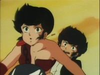Benten & Ryunosuke: Run for the Morrow