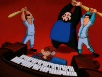 Three Tenors and You're Out