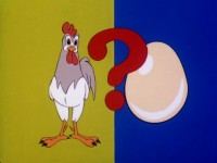 Punchline - The Chicken or the Egg?