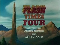 Flash Times Four