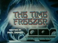 The Time Freezer