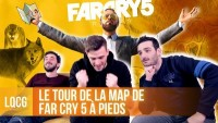 Combien de temps pour le tour de la map de Far Cry 5 ?
