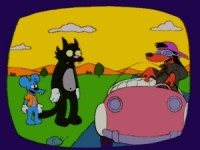 Itchy, Scratchy et Poochie