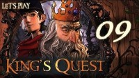 King's Quest - Episode 9 - Mad Graham Bunny Road !