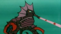 The deep sea is the graveyard of Mazinger Z!!