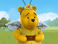 Pooh's Bees Buzz Off