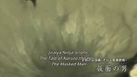 Jiraiya's Shinobi Handbook ~Tale of Naruto the Gallant~ The Masked Man