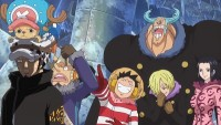 Formation ! Luffy et Law, l'alliance pirate !