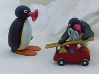 Pingu and the Toy