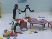 Pingu and the Lost Ball