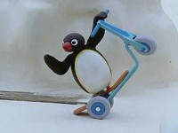 Pingu Shows What He Can Do