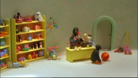 Pingu and the Toy Shop