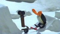 Pingu and the New Scooter