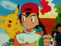 La Team Rocket met le feu