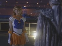 Sailor Venus and Zoisite are Working Together?