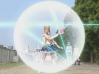 I Won't Use the Power of the Illusion Silver Crystal!