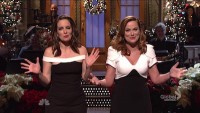 Tina Fey and Amy Poehler/Bruce Springsteen and the E-Street Band