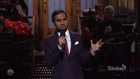 Aziz Ansari/Big Sean