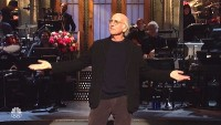 Larry David/Miley Cyrus
