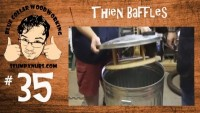 Thien Baffle & Wynn Filter for upgrade Harbor Freight Dust Collector