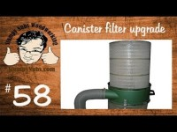 Should you upgrade to a Wynn dust collector canister filter?