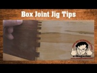 AWESOME Variably Spaced Box_Finger Joints- And Some Jig Building Tips