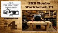 2x6 Roubo Workbench Part 1