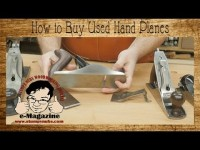 How to buy used hand planes- How much should you pay? What to look for...