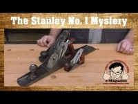 Stanley's cute little #1 hand plane- What was it for, and why's it so rare