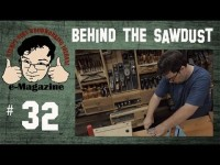 Behind the Scenes and Homemade Woodworking Machine, and safety debate