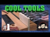 5 Woodworking tools you have to see! Power Chisel, Dovetail Guide, Helical Cutter Heads +More