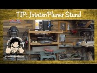 Build a double stand and tune-up your woodworking jointer/planer